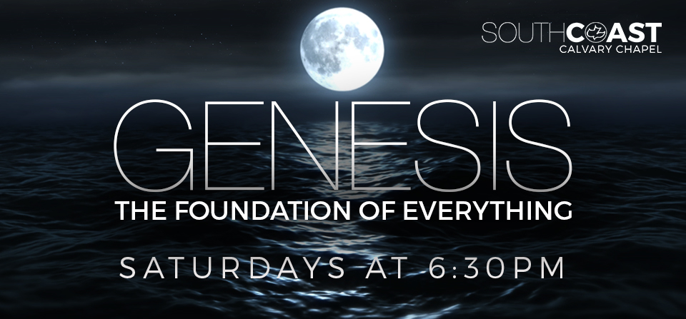 Genesis – The Foundation of Everything
