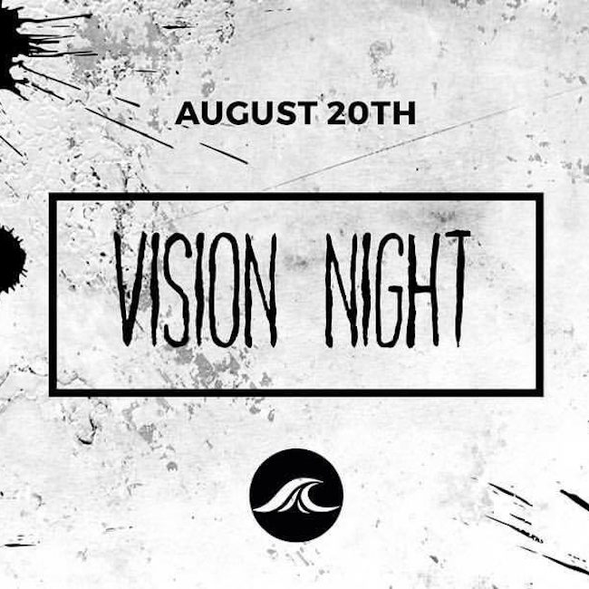 Vision Night (John 1:14, Matthew 5:13-14)